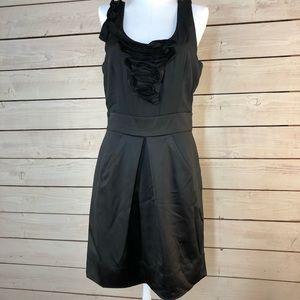 NWT BCBG Max & Cleo Black Polished Dress